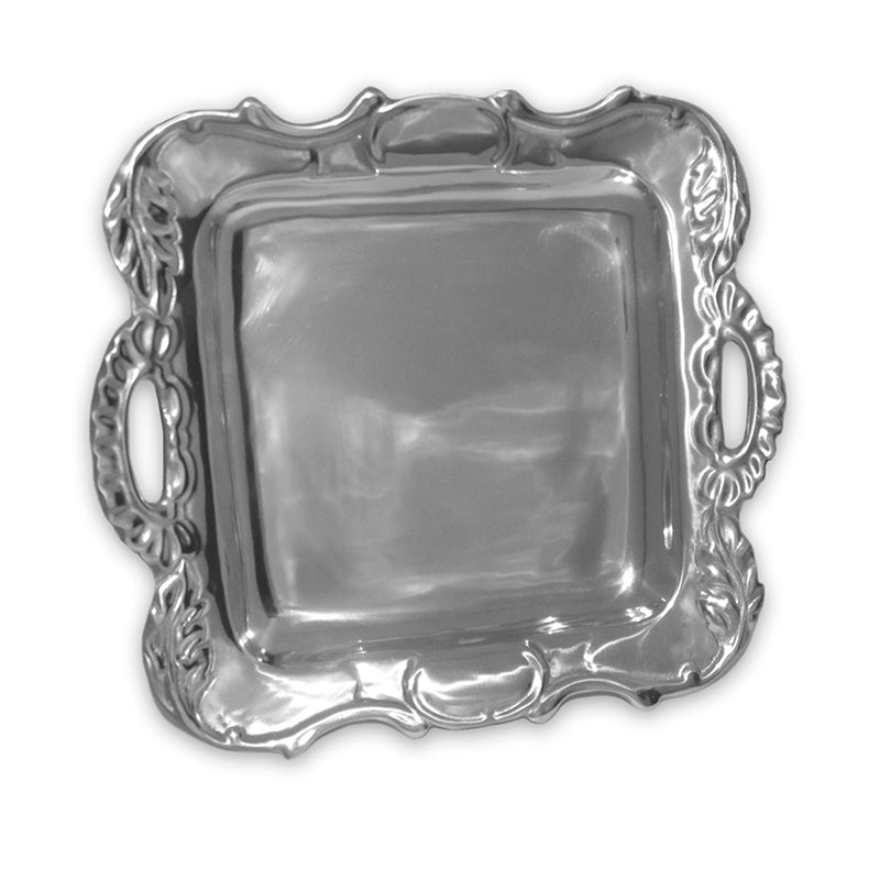 MD SQUARE TUSCANY TRAY - Lily Fields Home
