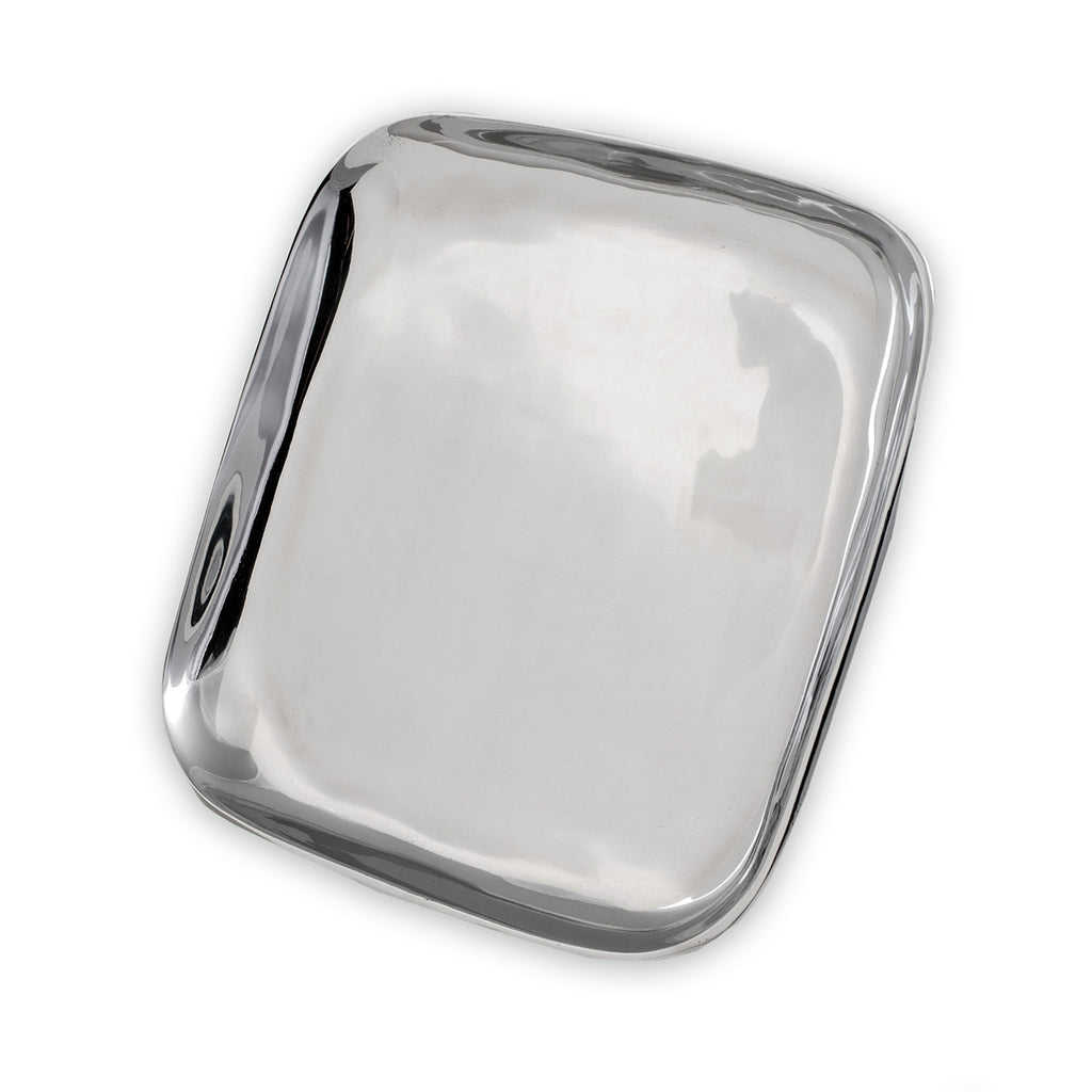 SQUARE SMOOTH TRAY - Lily Fields Home
