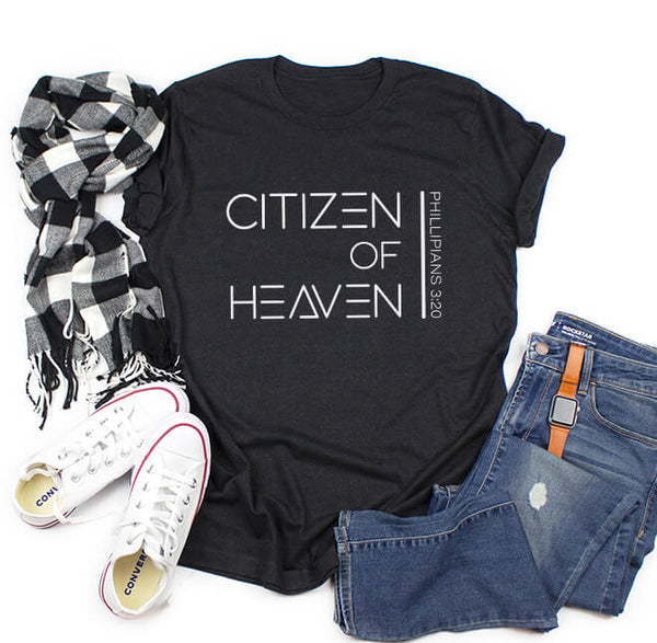 Citizen of Heaven Unisex Tee
