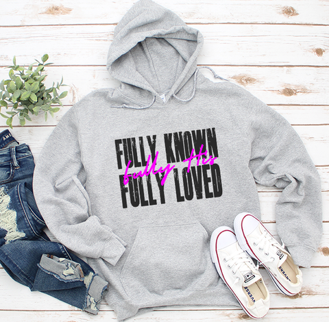 Fully Known Classic Fit Hoodie
