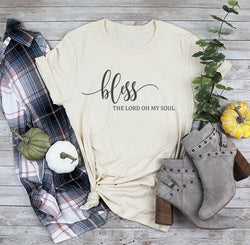 Bless the Lord Oh My Soul Tee