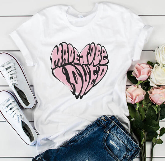 Made to Be Loved Classic Fit Tee