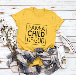 Child of God Classic Fit Tee