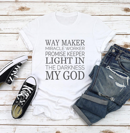 Way Maker Classic Tee