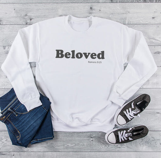 Simply Beloved Sweatshirt