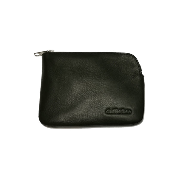 Cooke Pouch Black Duffle and Co