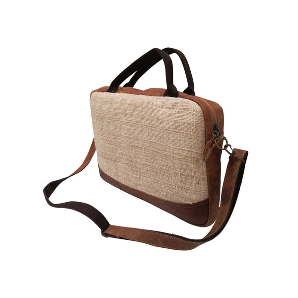 The Allen Hemp Laptop Case