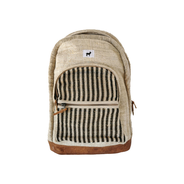 The Messner Hemp Backpack