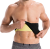 Waist Trainer for Men Exercise Belt Stomach Fat Sweat Band Belly Wrap