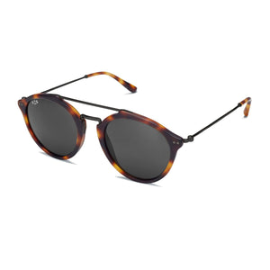 Fitzroy Tortoise Summernight Black | Kapten & Son SUNGLASSES