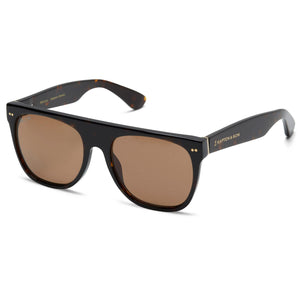 Moscow Tortoise Dark Brown