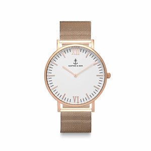 Campina Mesh | Kapten & Son WATCHES