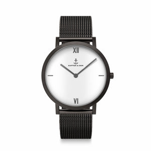 Pure Lux Mesh | Kapten & Son WATCHES