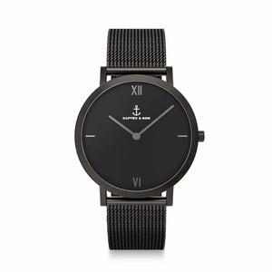 Pure Nox Mesh | Kapten & Son WATCHES