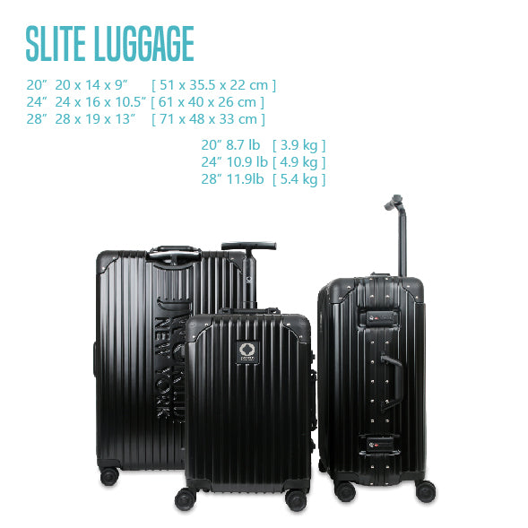 JLH-3100 SLITE JWORLD LUGGAGE