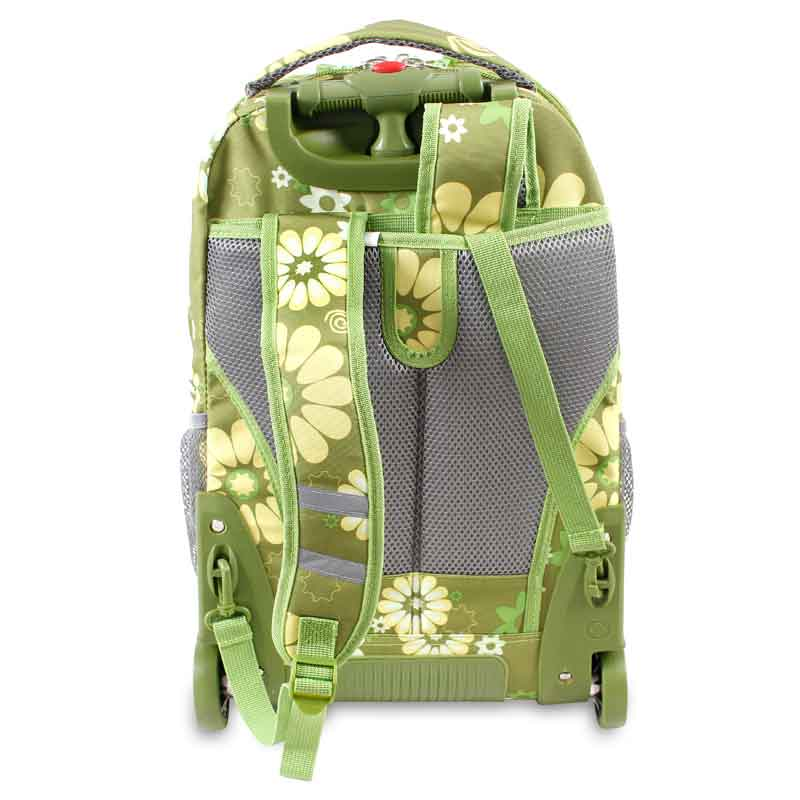 SUNDANCE LAPTOP ROLLING BACKPACK ON SALE! (18 inch) - JWorldstore-LAPTOP ROLLING BACKPACK-J World New York,