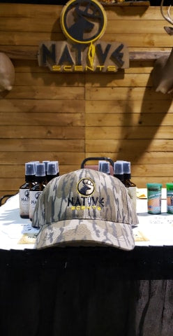 The Brand Signature Bottomland Mossy Oak Hat