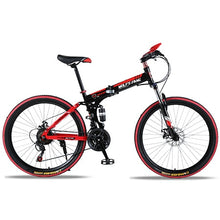 "Load image into Gallery viewer, Wolf's Fang 21 speed 26"" inch Mountain bike"