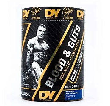 DY Nutrition (Dorian Yates) - Blood and Guts
