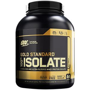 optimum nutrition isolate 3lbs
