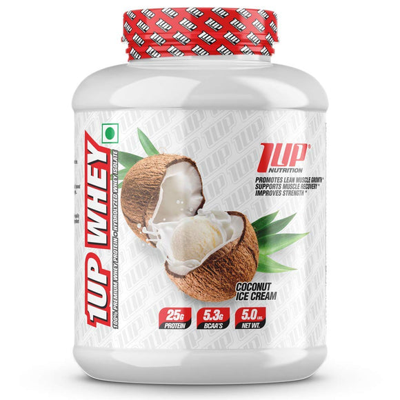 1UP NUTRITION WHEY PROTEIN 5LBS
