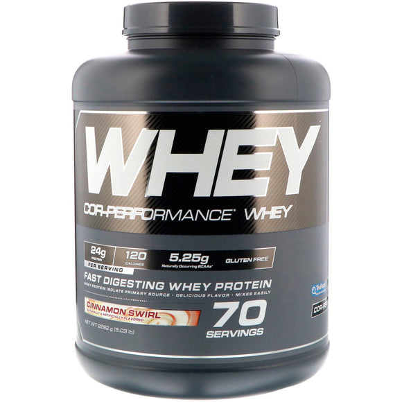 CELLUCOR WHEY 5LBS (EXPIRE DATE 4/21)