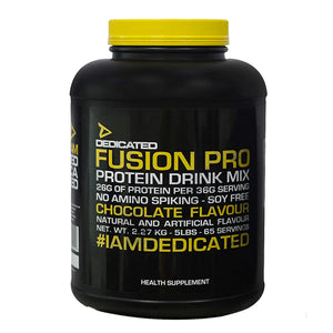 Dedicated Nutrition Fusion Pro 5lbs