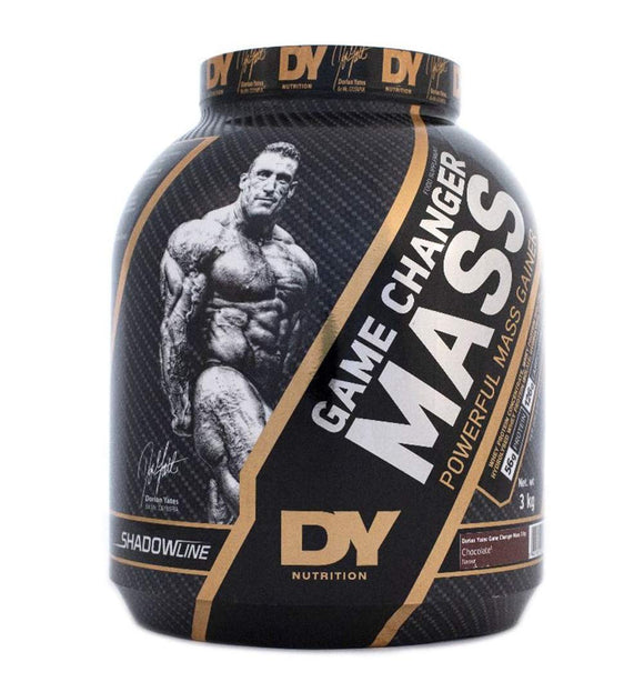 DY NUTRITION SHADOWHEY Game Changer Mass Powerful Mass Gainer 3kgs
