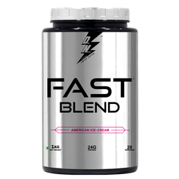 Divine nutrition - sahil khan edition fast blend protei.