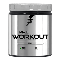 Divine nutrition - sahil edition pre-workout