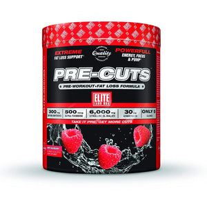 ELITE LABS PRE-CUTS 30 servings