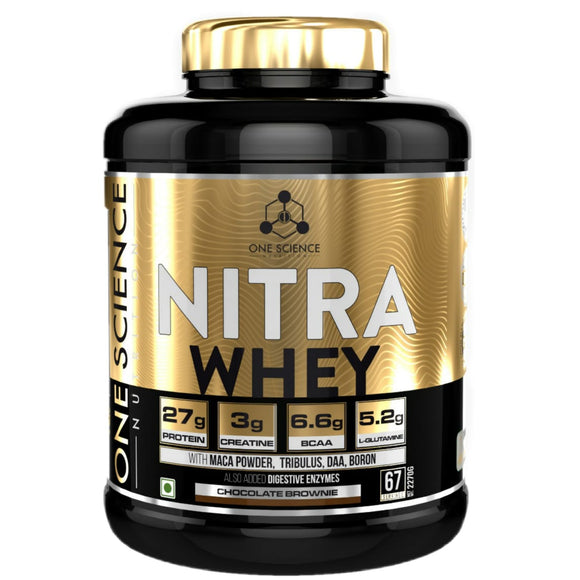 one science nitrawhey 5lbs