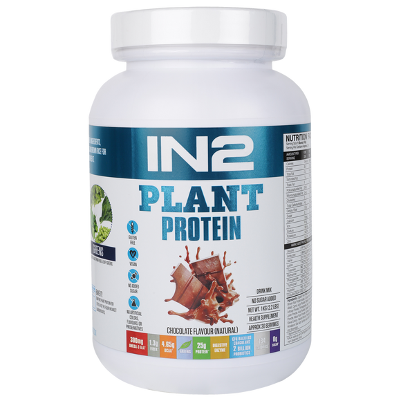 IN2 Plant Protein 2.2lbs