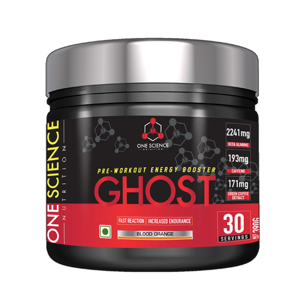 One Science Ghost Pre workout