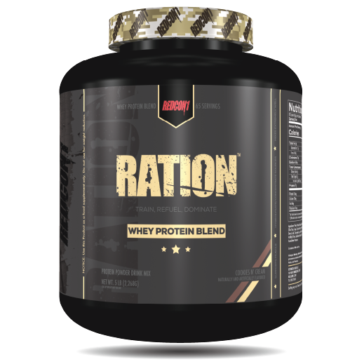 Redcon1 Ration whey protein Blend 5lbs