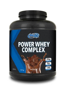 BioX Power Whey Complex 5lbs