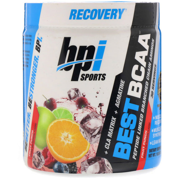 BPI Sports Best BCAA - 30 Serving