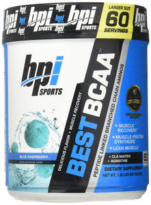 BPI Sports Best BCAA - 60 servings