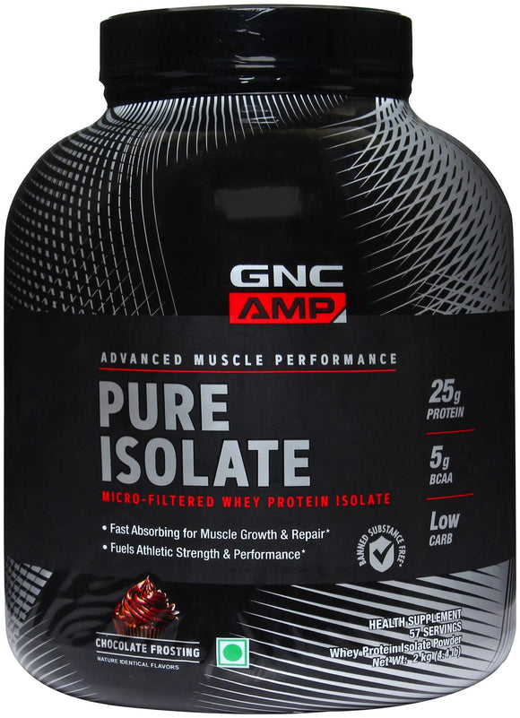 GNC AMP PURE ISOLATE 2 KGS