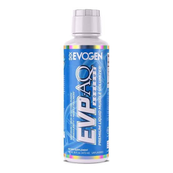 EVOGEN EVP AQ - premium liquid muscle volumizer