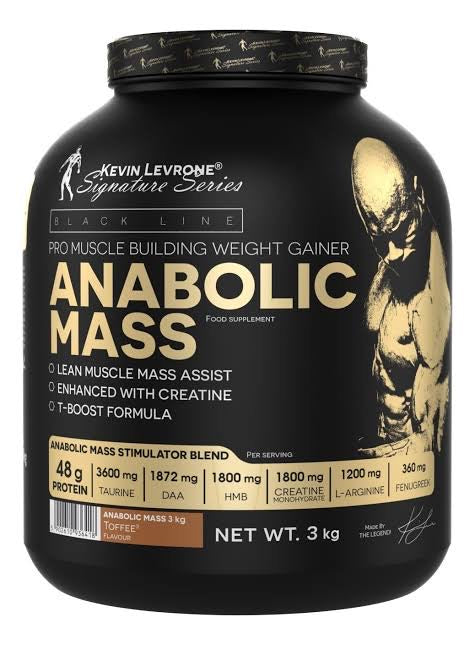 KEVIN LEVRONE ANABOLIC MASS 3Kg