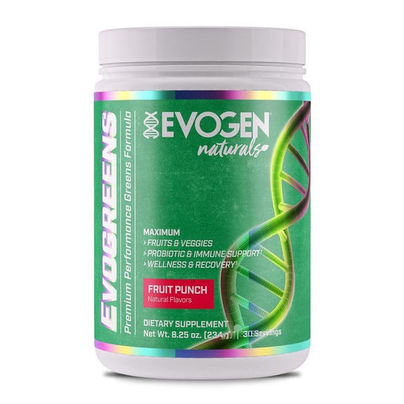 EVOGEN EVOGREEN 30 servings