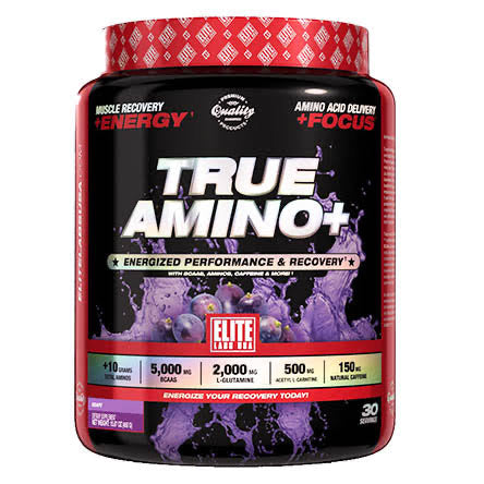True amino 30 servings