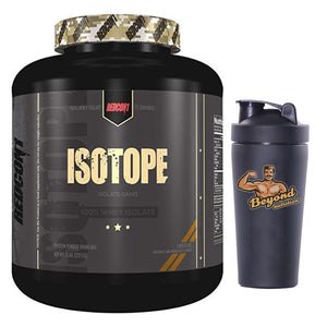 Redcon1 Isotope Isolate protein 5lbs (steel shakers free)