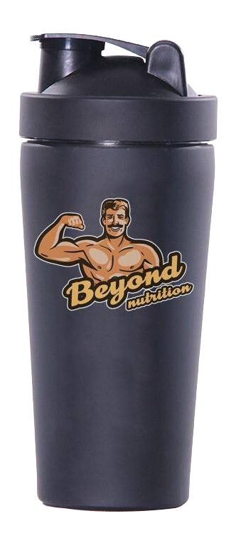 Beyond nutrition steel shaker