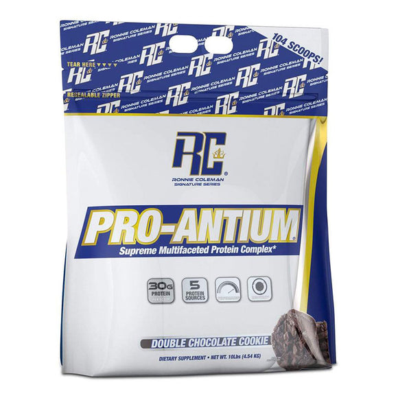 Ronnie Coleman Proantium Protein 10lbs