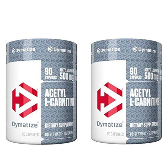 dymatize acetyl l-carnitine 90 capsules (buy 1 get 1 free)