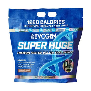 EVOGEN SUPER HUGE MASS GAINER 5.44KGS