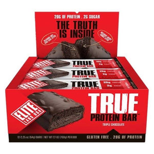 Elite labs True protein bar 12pcs (5box at Wholesale rates)