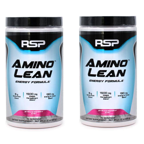 Rsp amino lean 70 servings strawberry kiwi (buy 1 get 1 free)
